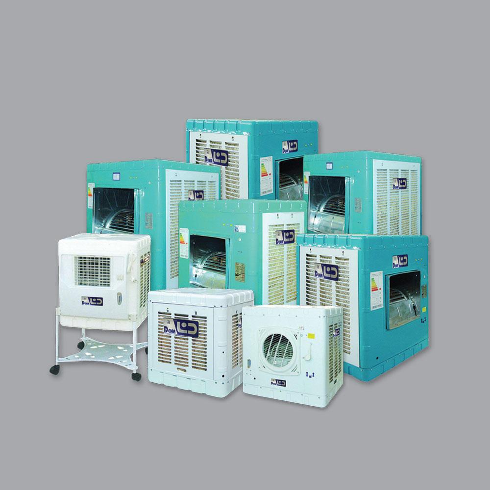 کولرهای آبی دناگستر، محصولات دناگستر، شهرضا، اصفهان، تهران